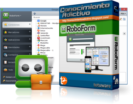 Roboform 7.9.8.5 Enterprise