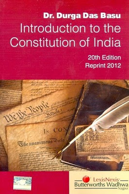 Introduction To Indian Constitution Dd Basu Pdf