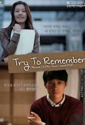 Try To Remember - Khoảng khắc để nhớ