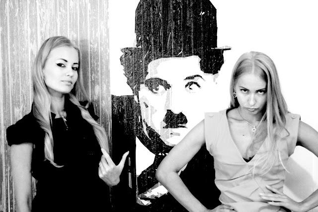 bronya, sonya benigeler benidetter, photo, model, israel, tel-aviv, twin, fasion, 2013