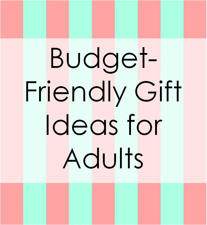 Budget-Friendly Gift Ideas for Adults