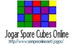 Jogo Spore Cubes Online
