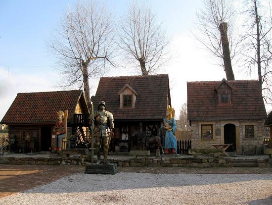 Zamek Śląskich Legend - warsztaty i postaci z bajek