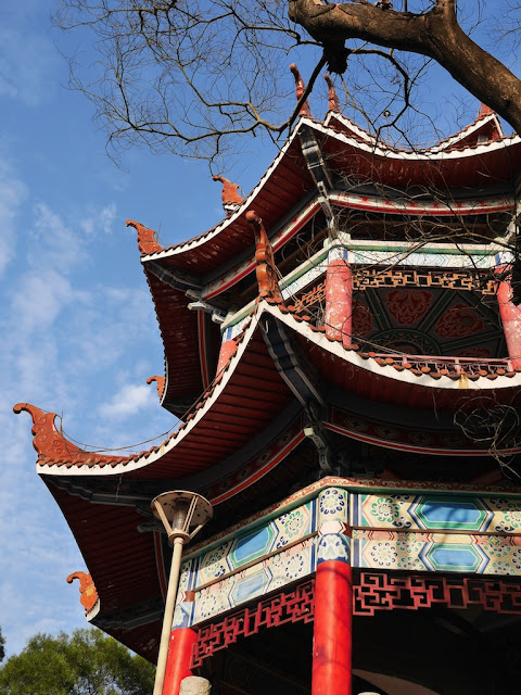 traditional Chinese tower