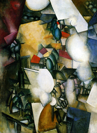 Les Fumeurs or The Smokers by Fernand Leger