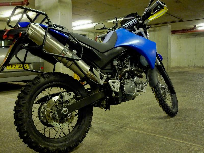 Xt660 R Or Z