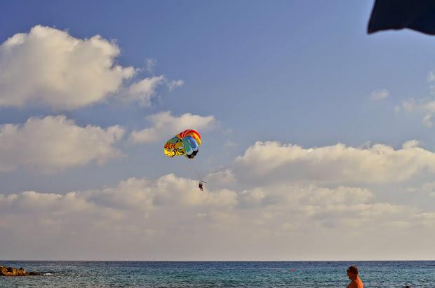 кипр, пафос, пейя, море, пляж кораллия