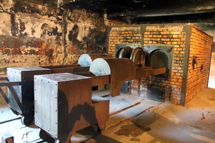 Notas De Concentración Campo Un Viajero Auschwitz Al Visita xpqdAx7wr