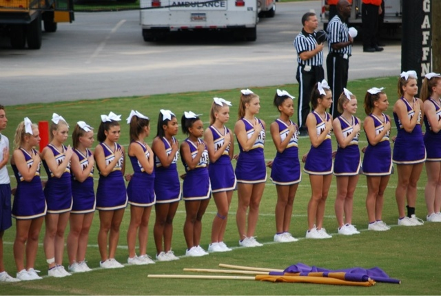an overview of cheerleading an unappreciated sport Rhs cheerleading: home cheerleaders are often overlooked or unappreciated it takes hard work, dedication, and a love for the sport.