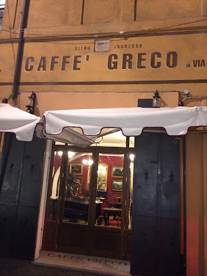 Antico Caffè Greco, Via dei Condotti, 86, 00187 Roma, Italy