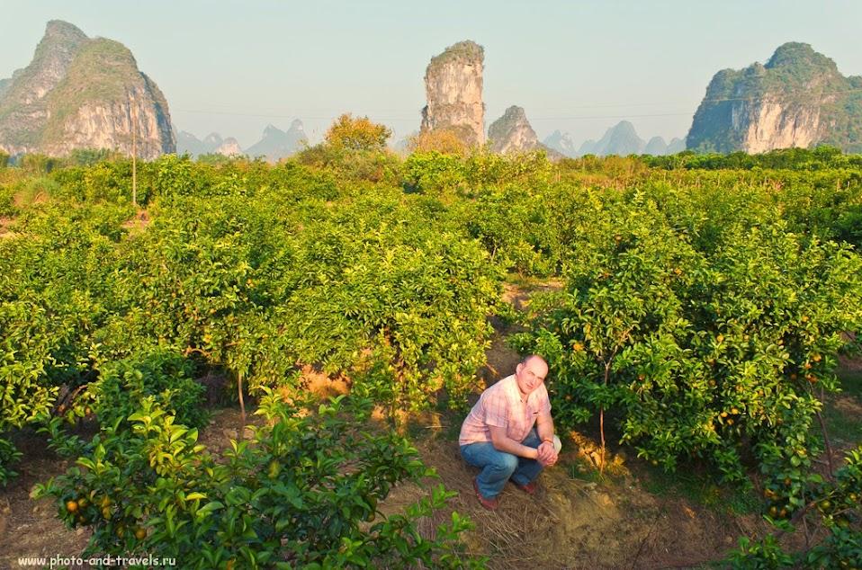Фотография. Самостоятельные туры в Китай. Городок Яншо. Велопрогулка по окрестностям. Это не то, что вы подумали... ;)
