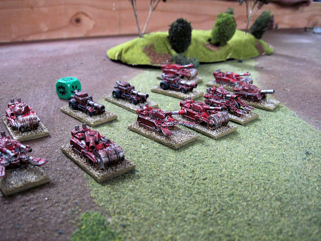 Eric's Blitz Brigade ready to deal damage.
