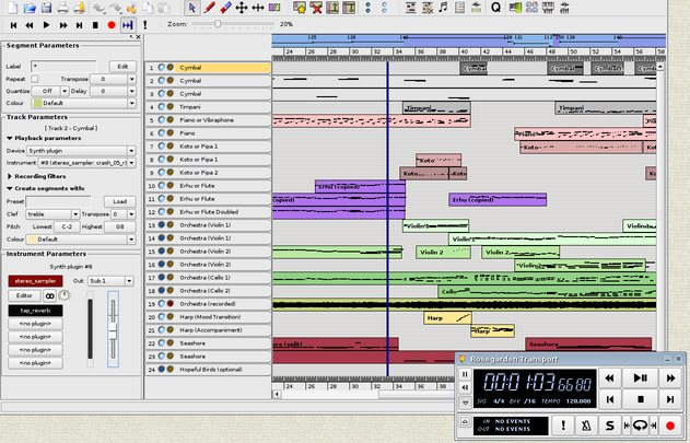 software gratis de composición musical