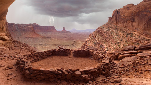 False Kiva, Canyonlands National Park, Utah.jpg