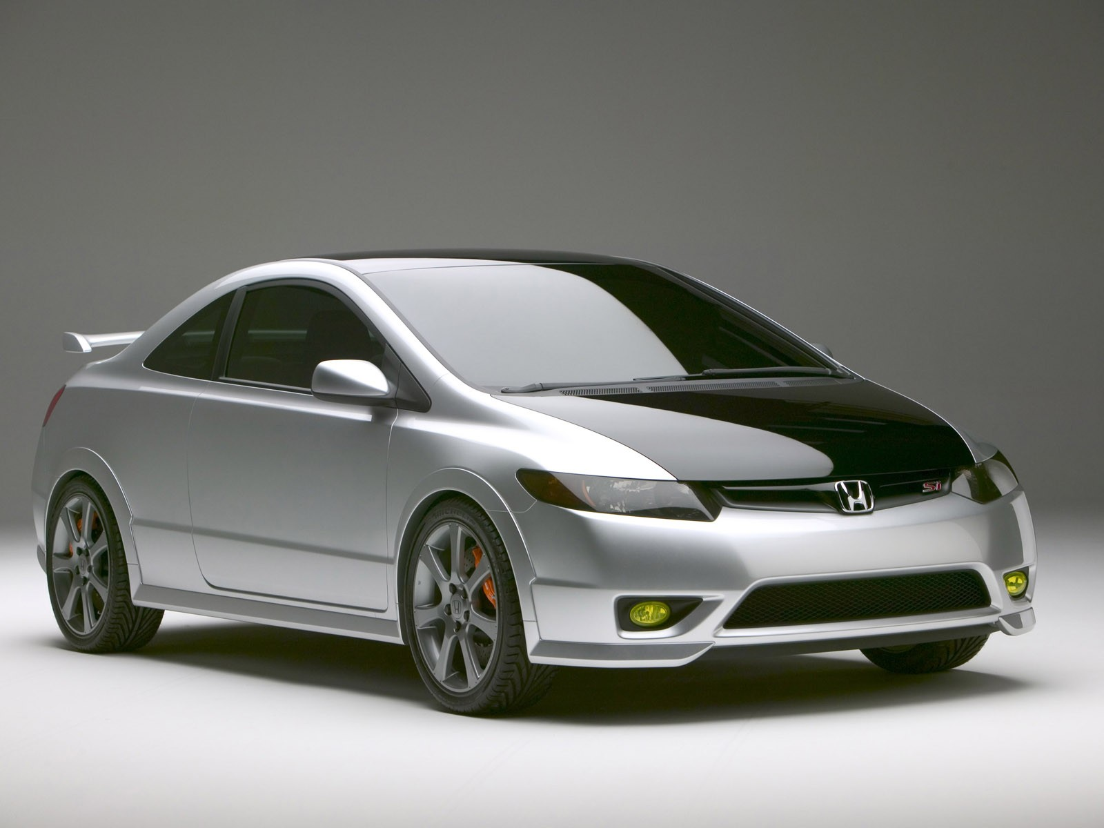 Bmw I8 Concept Honda Civic Si