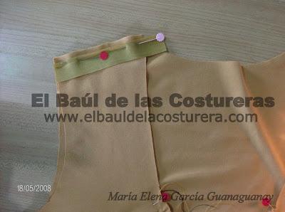 Coser telas elasticas