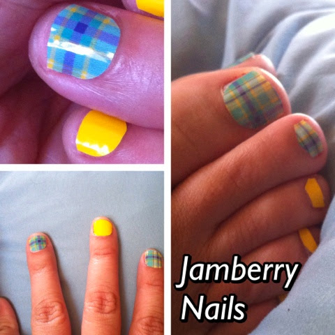 Jamberry Product Demo