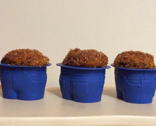Muffiny, babeczki,dynia, czekolada, deser,