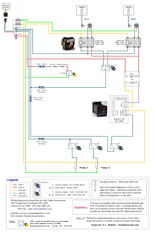 question about wiring diagram coils home brew forums i was wondering what the use of the coil in the second diagram does i ve seen some wiring diagrams that use coils and others that do not
