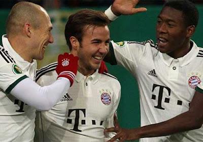 Xem lại đầy đủ trận Augsburg vs Bayern Munich