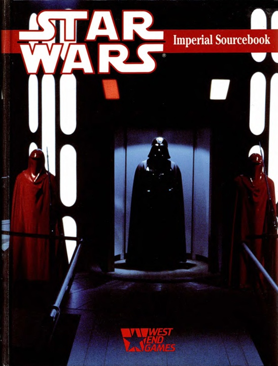 The Imperial Sourcebook