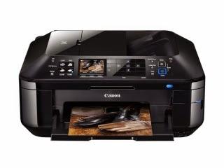 Lấy xuống phần mềm máy in Canon PIXMA MX895 – hướng dẫn cấu hình | May in