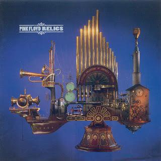 Pink Floyd - Relics reissue album cover