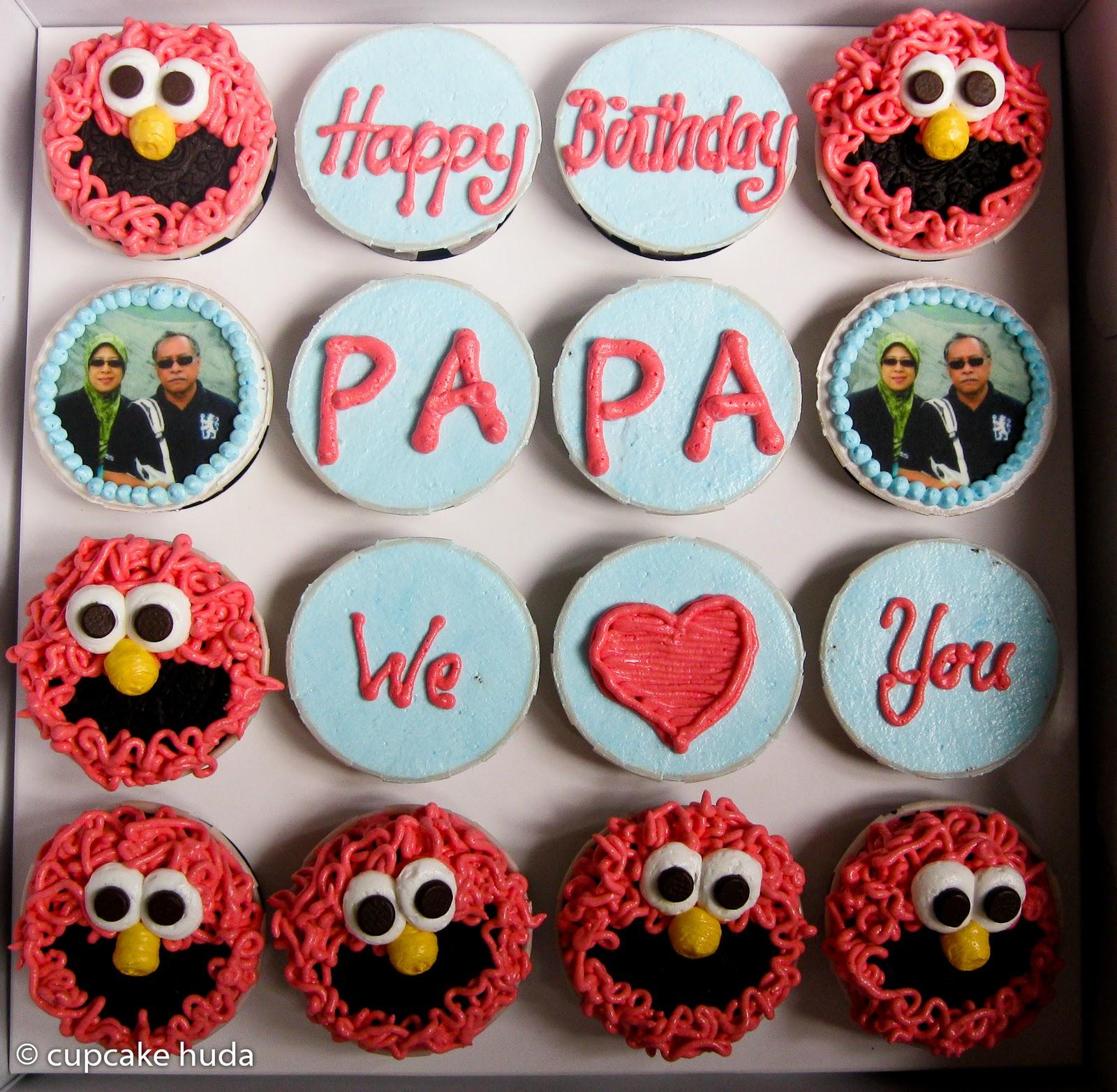 Happy Birthday Papa - Haida