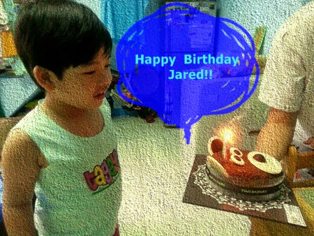 birthdays, greetings, mum's thoughts, Jared, jared's nook, occasions
