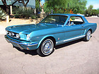 1966 Mustang GT Coupe A-Code - Only 59K Original Miles - Rust Free - Survivor!!