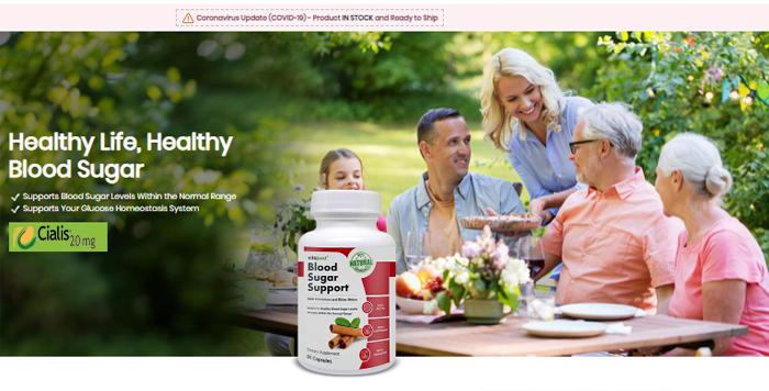 Healthy Life, Healthy Blood Sugar