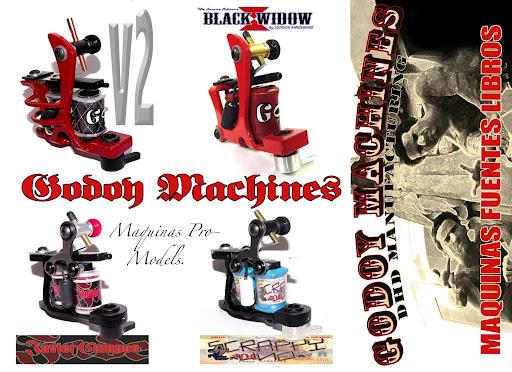 [MANUAL] La maquina de tatuar y sus secretos Hnos. Godoy.