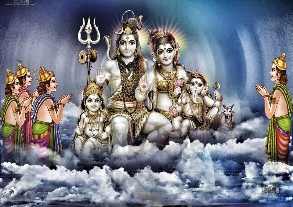 lord shiva family hd wallpapers auto design tech