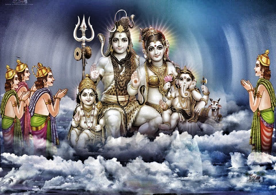 download shiv parivar wallpaper free download gallery