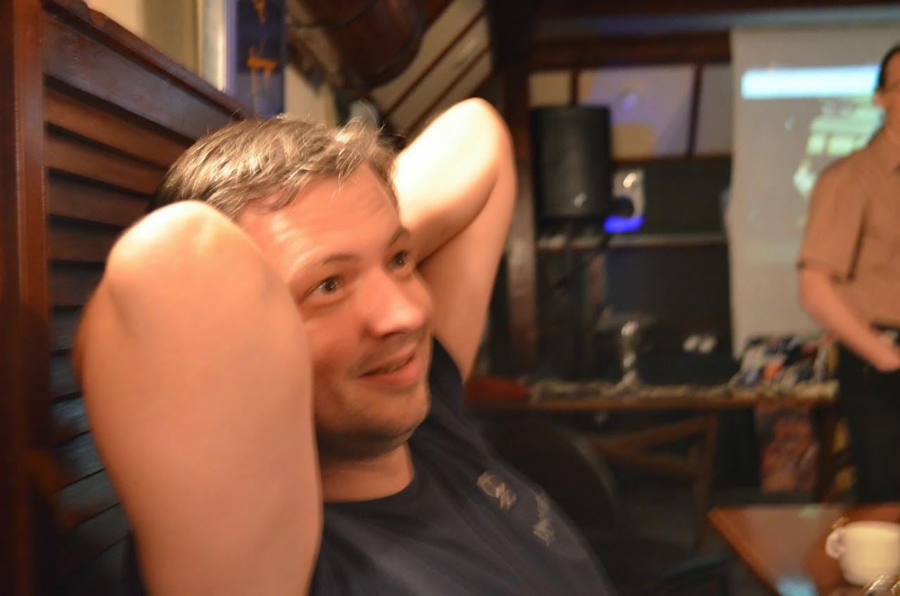Алексей получил наклейку Pidora