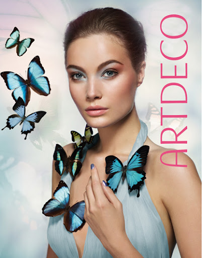 Artdeco Butterfly Dreams Collection