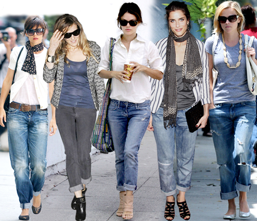 kinslovebug: lovebug TREND: we love boyfriend jeans.