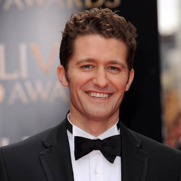 The 33-year-old actor Matthew Morrison is available. This handsome hunk is worth millions and is very much ready to mingle.