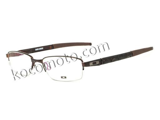 Frame Oakley TWIN SHOCK Half Brown : FR-OK-TS03
