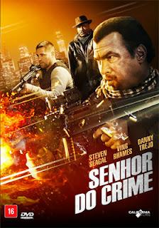 Filme Poster Senhor do Crime DVDRip XviD Dual Audio & RMVB Dublado