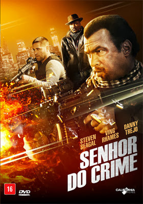 Filme Poster Senhor do Crime DVDRip XviD Dual Audio & RMVB Dublado