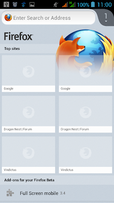 Xposed Framework-App Settings-Firefox :: default settings