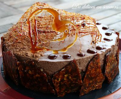 Le tout chocolat - recette indexée dans les Desserts