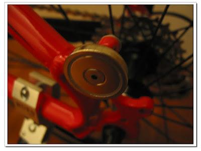 磁鐵(後輪)