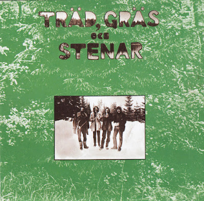 Träd, Gräs & Stenar ~ 1969 ~ Träd, Gräs & Stenar