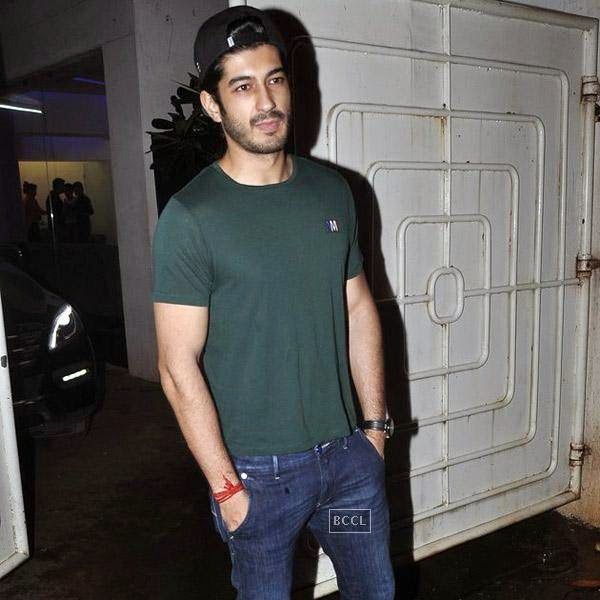 Mohit Marwah snapped at Super Sunny Sound, in Mumbai, on July 30, 2014. (Pic: Viral Bhayani)