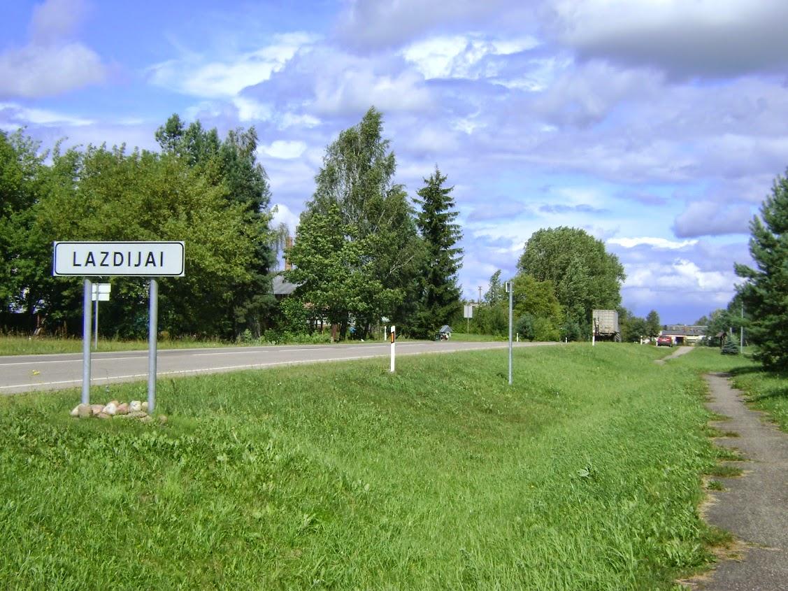 Łoździeje, Litwa