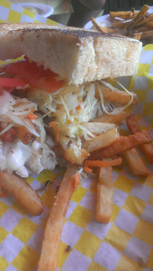 Steel City Samich – Steel City Brewhouse