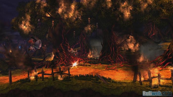 Soi cận cảnh phiên bản OBT của Ghost and Goblins