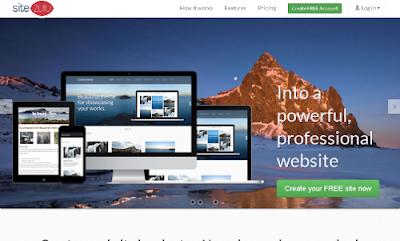 Sitezulu.com free online website builders